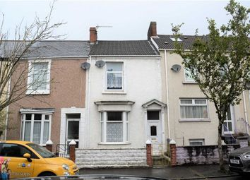 Thumbnail 2 bed terraced house for sale in St Helens Avenue, Swansea