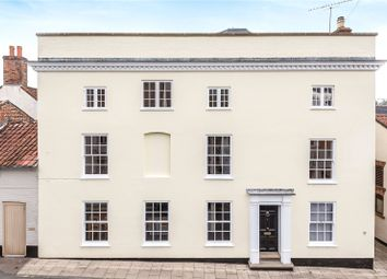 Thumbnail 3 bed town house for sale in Cross Street, Bungay, Suffolk