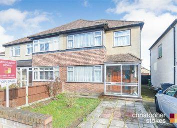 3 bed semi-detached house for sale in Debenham Road, Cheshunt, Waltham Cross, Hertfordshire EN7