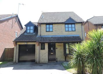 Thumbnail 4 bed property for sale in Fairbairn Avenue, Kesgrave, Ipswich