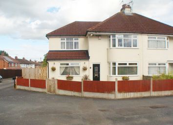 Thumbnail 4 bed semi-detached house for sale in Richmond Road, Rubery