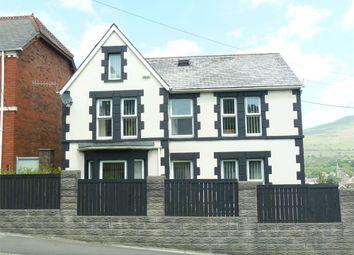 Thumbnail 4 bed detached house for sale in Neath Road, Maesteg, Maesteg, Mid Glamorgan