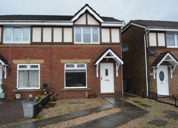 Thumbnail 3 bed semi-detached house for sale in Norwood Avenue, Bonnybridge, Falkirk