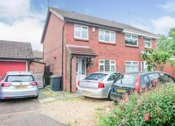Thumbnail 3 bed semi-detached house for sale in Uplands, Werrington, Peterborough