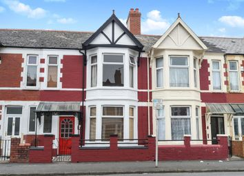 Thumbnail Terraced house for sale in Hafod Street, Cardiff