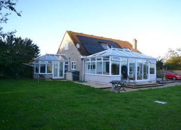 Thumbnail 3 bed detached house for sale in South Hill, Somerton