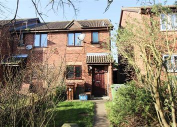 Aycliffe Road, Borehamwood, Herts WD6. 2 bed end terrace house