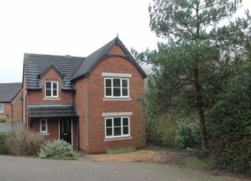 Thumbnail 4 bedroom detached house to rent in Kempley Brook Drive, Ledbury