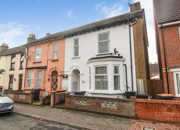 Thumbnail 4 bed end terrace house for sale in St Leonards Street, Bedford