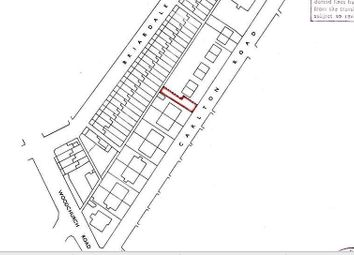 Thumbnail Land for sale in Carlton Road, Birkenhead