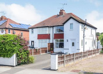 Thumbnail 3 bed semi-detached house for sale in Ordsall Road, Retford