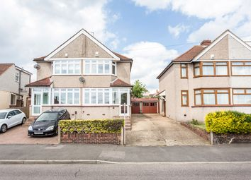 Thumbnail 2 bed semi-detached house for sale in Fairford Avenue, Barnehurst