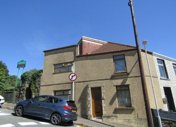 Thumbnail 2 bed end terrace house for sale in Convent Street, Swansea, City And County Of Swansea.