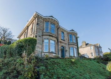 Thumbnail 4 bed flat for sale in 18 Middlepenny Road, Langbank