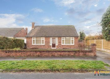 Thumbnail 2 bed detached bungalow for sale in New Hall Lane, Culcheth, Warrington