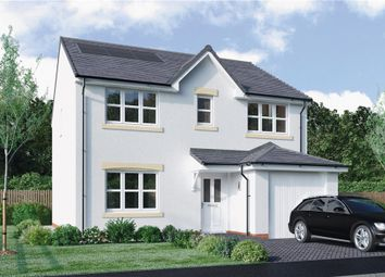 "Thumbnail 4 bedroom detached house for sale in ""Lyle"" at North Road, Liff, Dundee"