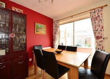 Thumbnail 3 bed terraced house for sale in The Kingsway, Fareham, Hampshire