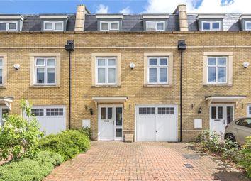 Thumbnail 4 bedroom town house for sale in Summer Gardens, Ickenham, Uxbridge, Middlesex