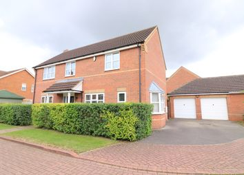 4 bed detached house for sale in Chapter Close, Welton, Lincoln LN2