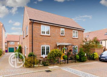Thumbnail 3 bedroom detached house for sale in Lindsell Avenue, Letchworth Garden City