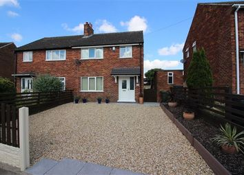 Thumbnail 3 bed semi-detached house for sale in Wesley Ave, Sheffield