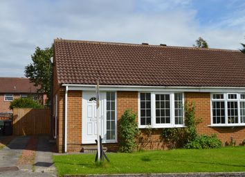Thumbnail 2 bedroom semi-detached bungalow for sale in Cedarwood Glade, Stainton Village, Middlesbrough