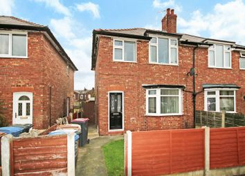 Thumbnail 3 bedroom semi-detached house for sale in Devon Road, Cadishead, Manchester