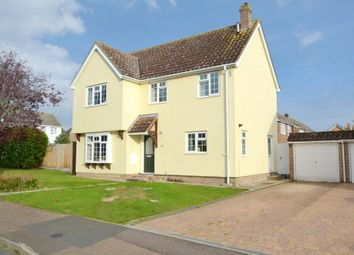 Thumbnail 4 bed detached house for sale in Harefield, Long Melford, Sudbury