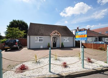 Thumbnail 3 bed detached bungalow for sale in Frinton Road, Kirby Cross