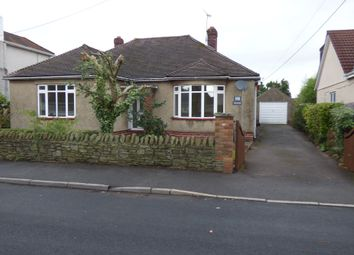 Thumbnail 3 bedroom detached bungalow to rent in Station Road, Winterbourne Down, Bristol