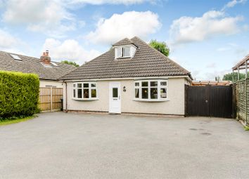 Thumbnail 5 bedroom detached bungalow for sale in Rugby Road, Binley Woods, Coventry