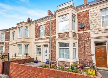 Thumbnail 5 bedroom terraced house for sale in Welbeck Road, Walker, Newcastle Upon Tyne