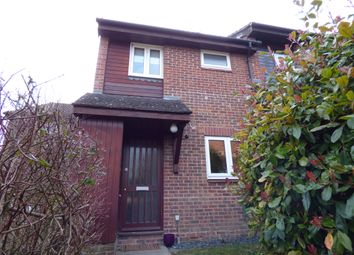 Thumbnail 2 bed terraced house to rent in Lowden Close, Badger Farm, Winchester, Hampshire