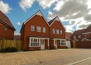 Thumbnail 3 bed semi-detached house to rent in Highwood Crescent, Highwood, Horsham