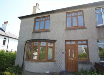 Thumbnail 3 bed semi-detached house to rent in Brookfield Avenue, Ramsey, Isle Of Man