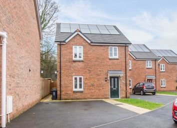 3 bed detached house for sale in Diana Grove, Caerleon, Newport NP18