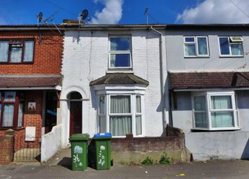 Thumbnail 5 bedroom terraced house for sale in Derby Road, Newtown, Southampton