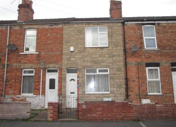 Thumbnail 2 bed terraced house for sale in Beaufort Street, Gainsborough