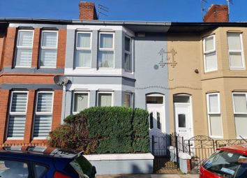 Thumbnail 3 bed terraced house to rent in Warwick Road, Bootle