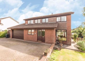Thumbnail 4 bed detached house for sale in Chapel Close, Pwllmeyric, Chepstow