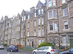 Thumbnail 3 bed flat to rent in Spottiswoode Street, Edinburgh