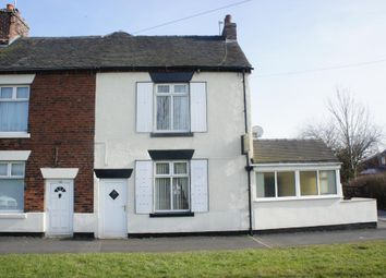 Thumbnail 2 bed end terrace house to rent in Froghall Road, Cheadle, Stoke-On-Trent