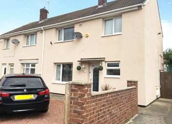 Thumbnail 3 bed semi-detached house for sale in Denbigh Road, Billingham