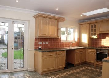 Thumbnail 4 bed terraced house to rent in Coombewood Drive, Romford, Essex.