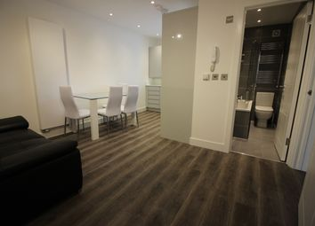 Thumbnail 1 bed flat to rent in Harvestock Hill, London