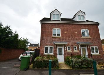 Thumbnail 3 bedroom property to rent in Reedland Way, Hampton Vale, Peterborough