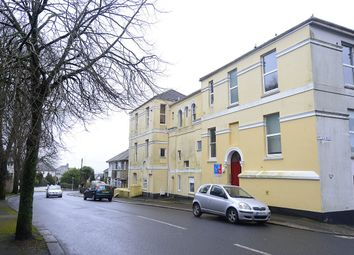 Thumbnail 1 bed flat to rent in Seymour Road, Mannamead, Plymouth