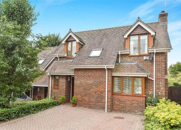 Thumbnail 2 bed semi-detached house for sale in Stoney Lane, Winchester, Hampshire