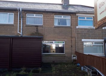 Thumbnail 3 bed terraced house for sale in Woodhorn Road, Newbiggin-By-The-Sea