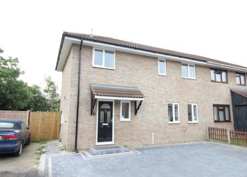 Thumbnail 3 bed semi-detached house for sale in May Court, Grays